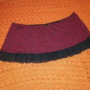 ❤Xoxo Mini Skirt thong❤